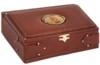 Шкатулки для украшений и аксессуаров из натуральной кожи DAILY TREASURE 043-09-01