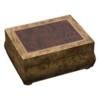 Шкатулка для ювелирных украшений от Woodmax (Ирландия), Art. CJB_02D/V^131
