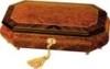 Giglio Шкатулка для ювелирных украшений музыкальная GIG 335