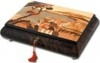 Шкатулки для драгоценностей и украшений из ценных пород дерева GIGLIO GIG132