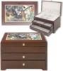 Шкатулки из дерева, миникомоды для бижютерии :Миникомод для украшений  Пьетро Лигуре
