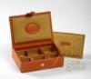 Шкатулка / футляр для часов и ювелирных изделий Underwood Leather UN/220