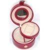 Divinity LB-04105 Шкатулка ДИВА, розовая , круглая D120, H70,